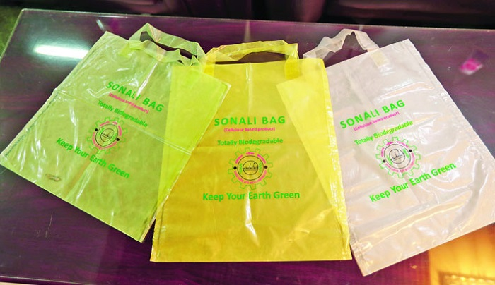 Environment friendly 'Sonali Bag' to hit market in December