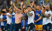 Argentina beat Venezuela to set up Brazil semi-final