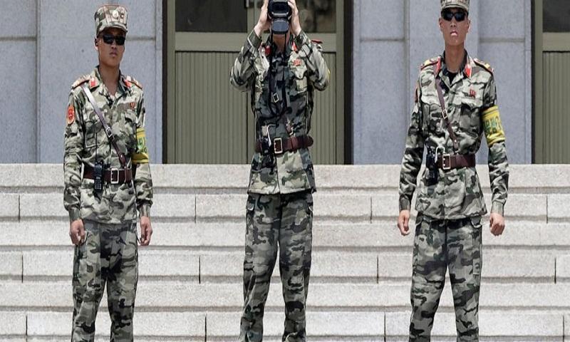 DMZ, where Trump met Kim, is a vestige of Cold War