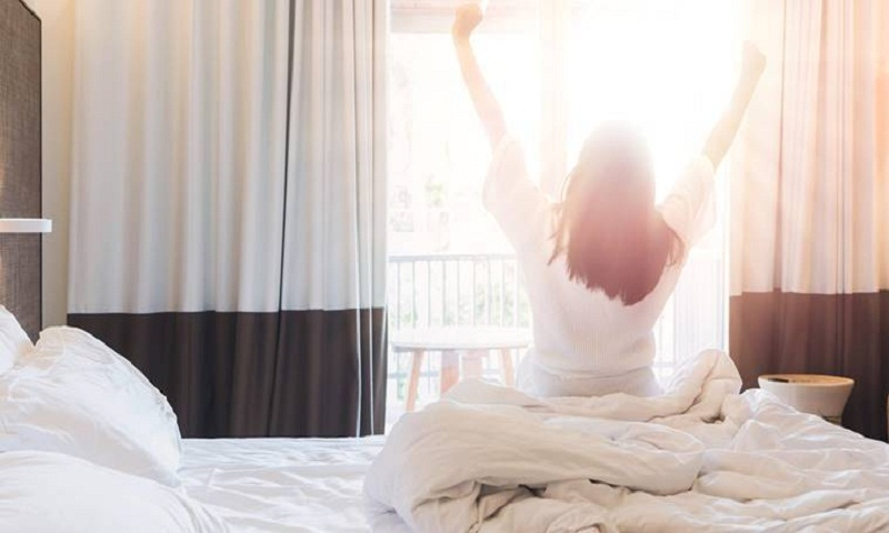 Early morning tips: 10 ways to start your day on a healthy note