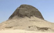 Egypt's 4000-year-old Lahun pyramid opens to the public
