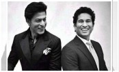 Sachin Tendulkar has word of advice for Shah Rukh Khan