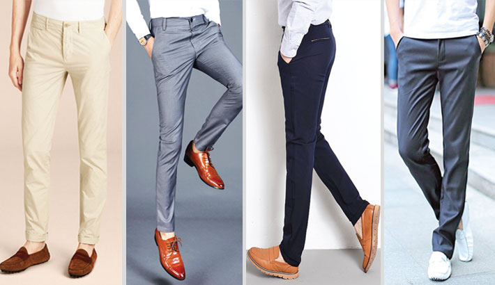 Men's Trousers: The Perfect Fit