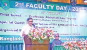 Second Faculty Day held at BUP