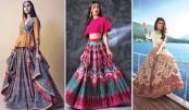 Three  Ways To Rock Ethnic Skirts