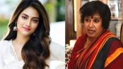Taslima Nasrin tweets on Nusrat Jahan's controversy