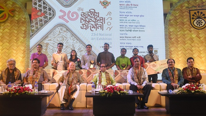 """Bangladesh has earned the respect of global art community"""