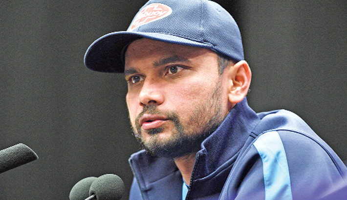 Mashrafe not worried to take on India