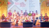 23rd Nat'l Art Exhibition begins at Shilpakala Academy