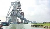 Padma Bridge on  fast-track