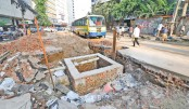 Unplanned road digging causes public sufferings
