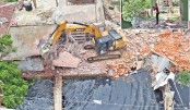 Mega project to address waterlogging eviction drive to free canal begins