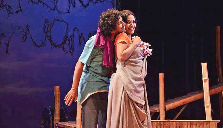 Bhangabanga to be staged at Shilpakala on Thursday