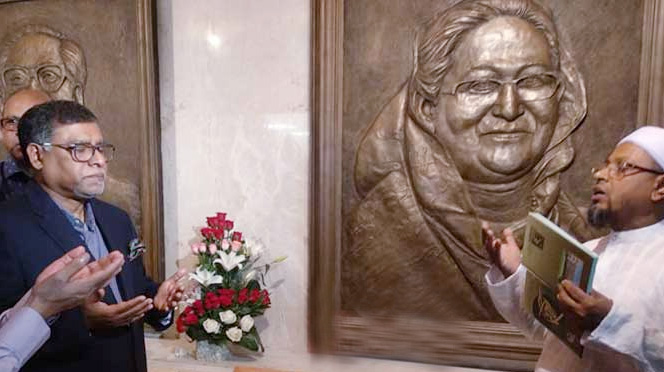 Sheikh Hasina Burn Institute starts formal functioning