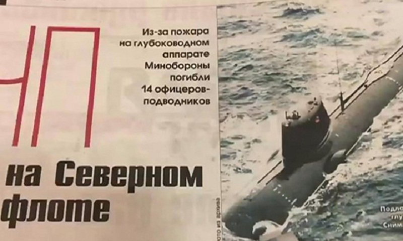 Russians search for answers after new sea tragedy