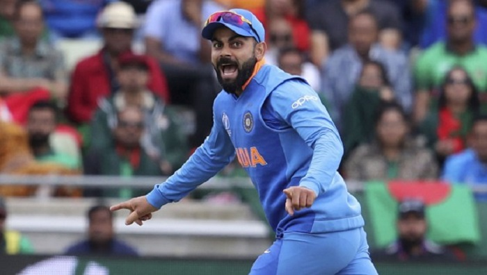 Virat Kohli may face suspension after another furious argument
