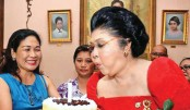Over 200 fall sick at birthday party of ex-Filipino first lady