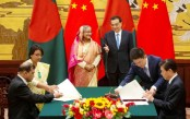 Dhaka, Beijing sign nine instruments