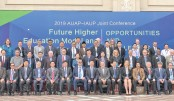 AIUB participates in 2nd AUAP-IAUP joint conference