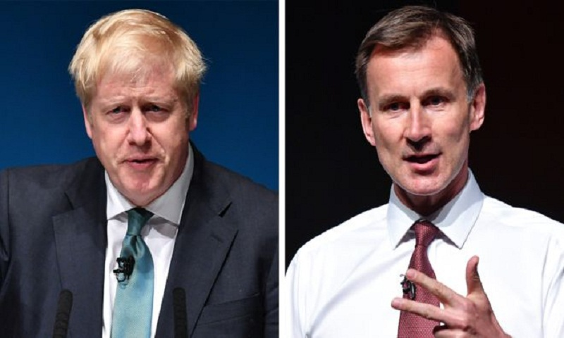 Tory leadership: Voters 'issued two ballots' by mistake