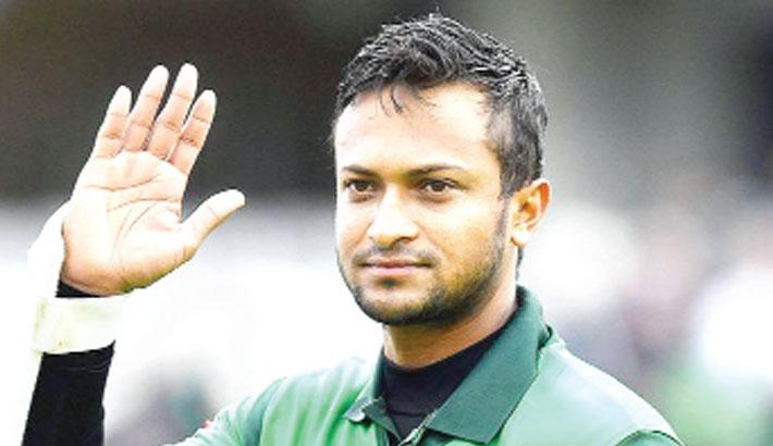 Shakib among three to score 600 runs in a WC