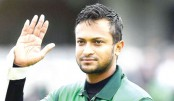 Shakib among three to score 600 runs in a WC