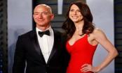 Amazon's Bezos finalizes divorce with $38 bn settlement: report