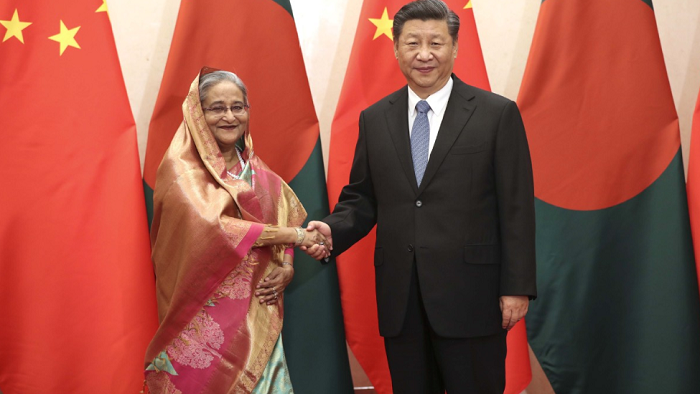 Dhaka, Beijing galvanize bilateral ties