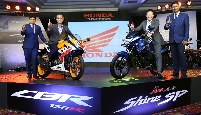 Bangladesh Honda launches two new models in market