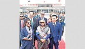 Chinese Vice-Foreign Minister Luo Zhaohui sees Prime Minister Sheikh Hasina