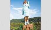 New Melania Trump statue gets mixed reviews