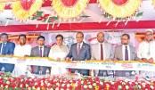 Islami Bank  opens branch  in Sherpur