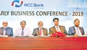 NCC Bank holds half yearly  business confce