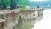 Dharla getting violent in Lalmonirhat as monsoon arrives