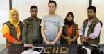 Chinese national held with 28 gold bars at Dhaka airport