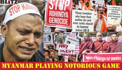 China-Bangladesh cooperation can solve Rohingya issue
