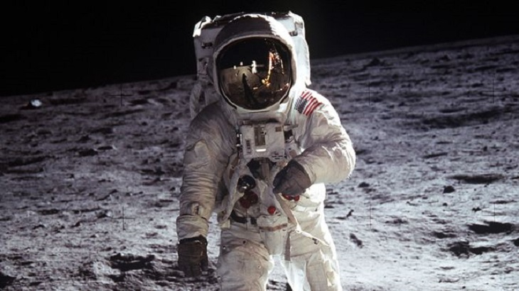 How conspiracy theories followed man to the Moon