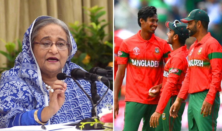 Don't criticise my boys negatively: PM about cricketers