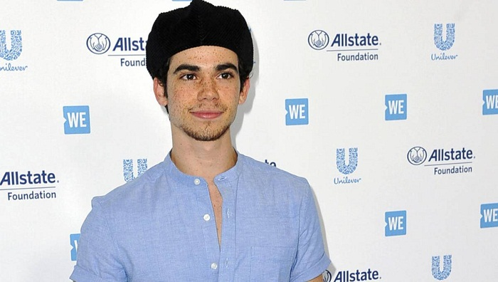 Actor Cameron Boyce dies at age 20