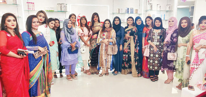 'Bio-Xin Cosmeceuticals' Opens Its Signature Branch In Dhanmondi