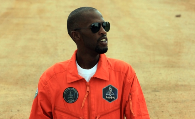 South African aiming to be 1st black African in space dies