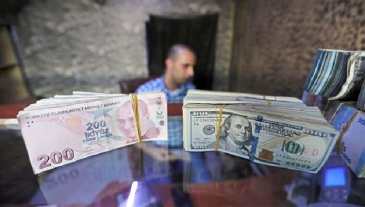 Turkish lira weakens after central bank chief is fired