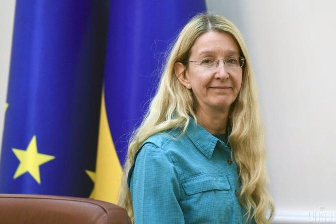 Swearing good for people: Ukrainian health minister