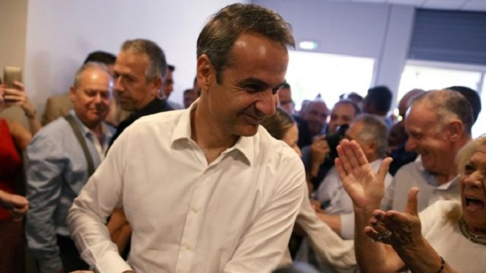 Greek PM concedes defeat as New Democracy near win