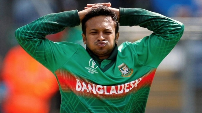 Shakib might miss Sri Lanka series