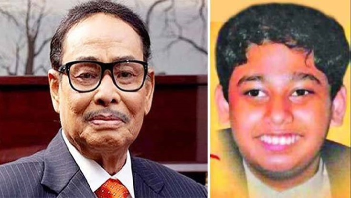 GD filed over threats to Ershad's son