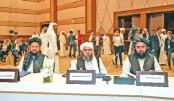 Afghan foes meet to secure peace