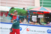 Bangladesh Archery team to return home Tuesday