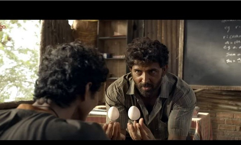 Hrithik Roshan lends his voice for new song 'Question mark' from Super 30