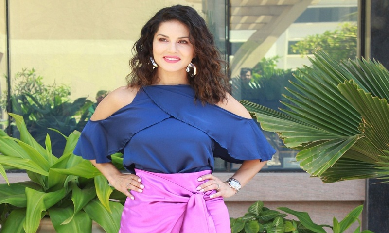 Sunny Leone: Not bothered by social media trolls